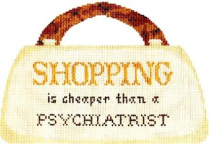 Shopping Is...