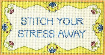 Stitch Your Stress