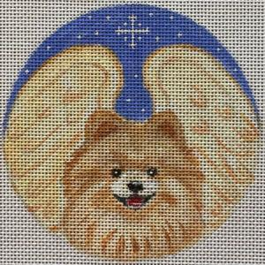Pomeranian Angel