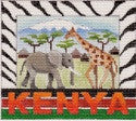 Kenya - BeStitched Needlepoint