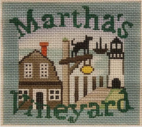 Martha's Vineyard - BeStitched Needlepoint