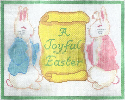 A Joyful Easter - BeStitched Needlepoint