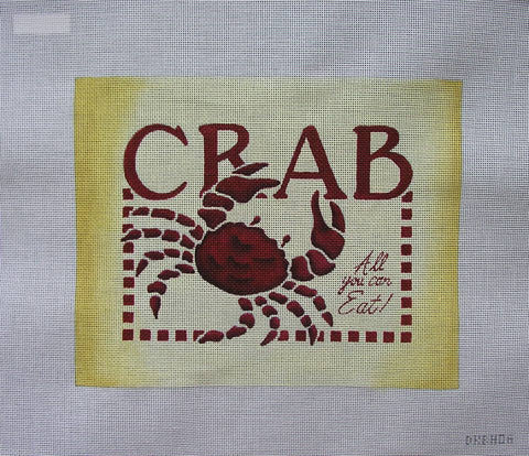 Crab – All You Can Eat