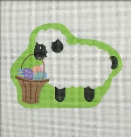 Lamb w/ Basket