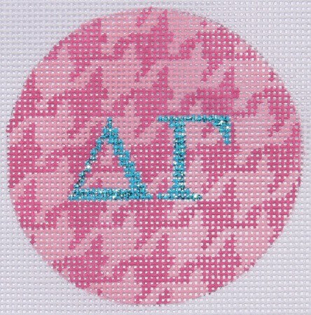 Delta Gamma - BeStitched Needlepoint