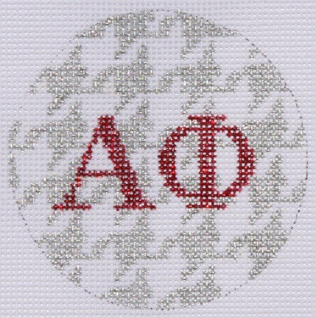 Alpha Phi - BeStitched Needlepoint