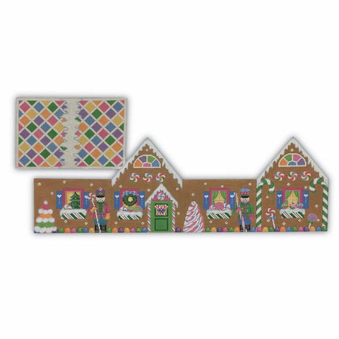 3 Dimensional Gingerbread House