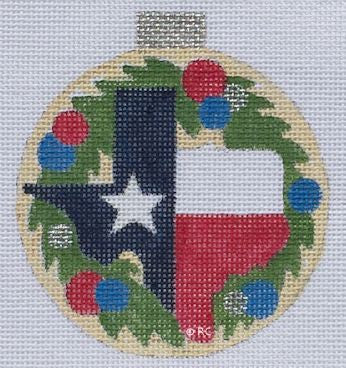 Texas Ornament