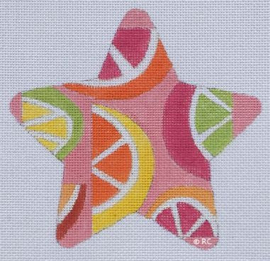 Lilly Inspired Fruit Star