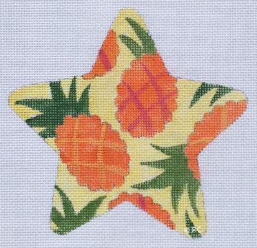 Lilly Inspired Pineapple Star