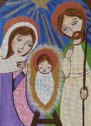 The Holy Family IS-01