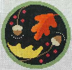 Fall Round - includes stitch guide