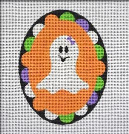 Girl Ghost Ornament