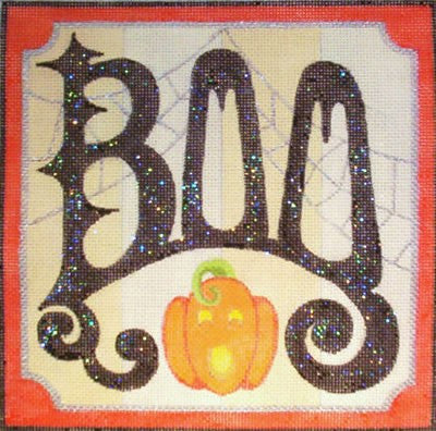 Boo - BeStitched Needlepoint