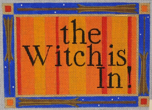 The Witch Is In!