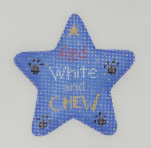 Red White and CHEW
