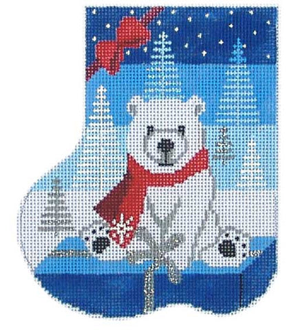 Polar gift Mini-Sock