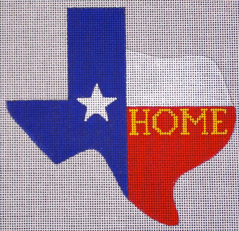 Texas State Ornament - Home T101B