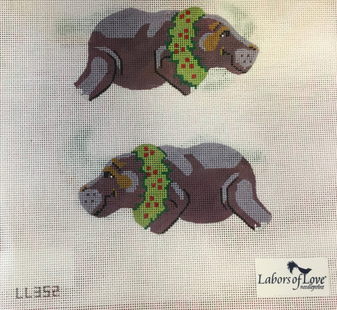 I want a Hippopotamus for Christmas LL352