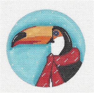 Toucan Ornament
