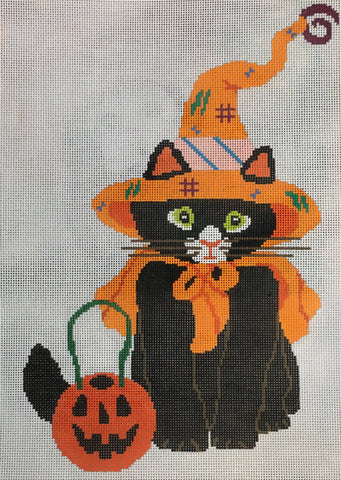 Witch Kitty (Patt-8-18m)