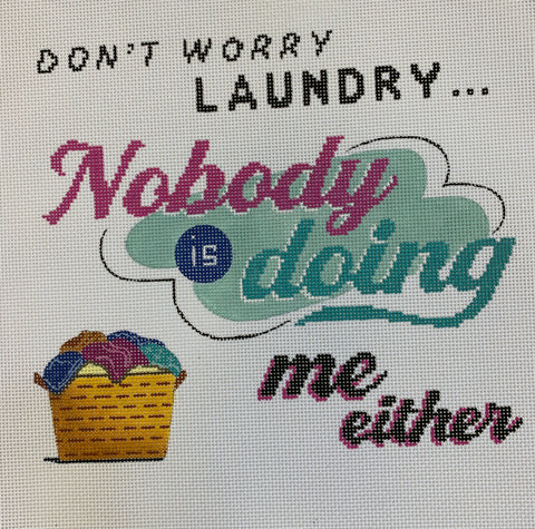 Don't worry - laundry