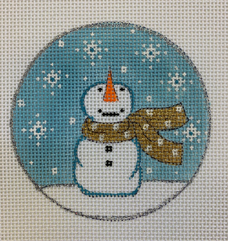 Things Lookin Up Snowman Ornament