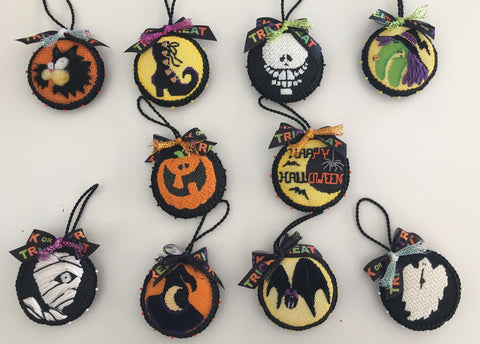 Halloween Club - BeStitched Needlepoint