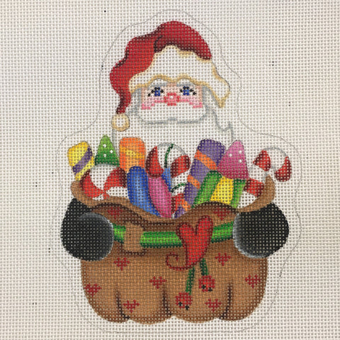 Santa - Bag of Candy