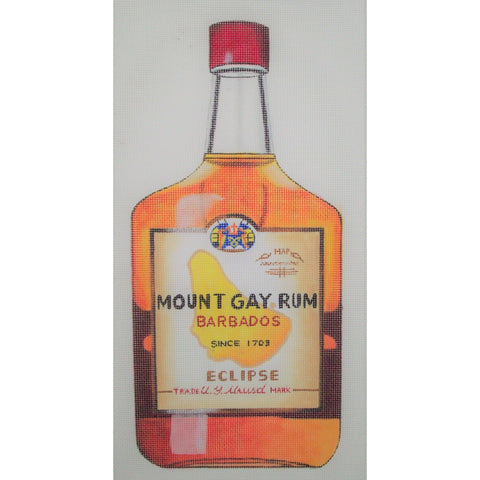 Mount Gay Rum Bottle