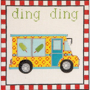 Ding Ding Ice Cream Truck