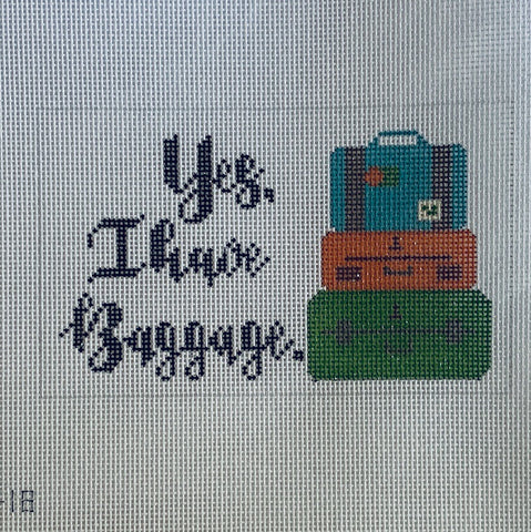 Yes, I have Baggage