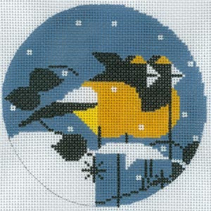 Goldfinch Ornament HC-O268