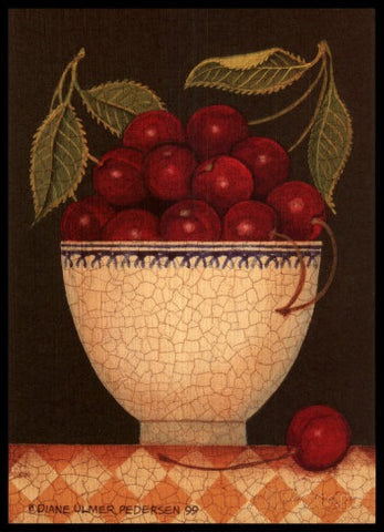 Cup of Cherries