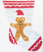 Mini Gingerbread Sock JTM-X2