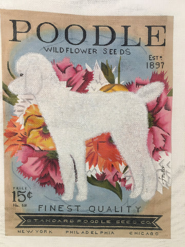 Poodle (White) Wildflower Seeds