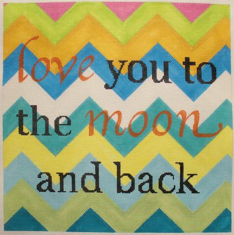 Love you to the moon…