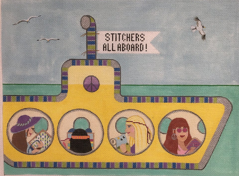 Stitchers All Aboard!
