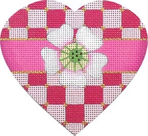 Checker Board Heart