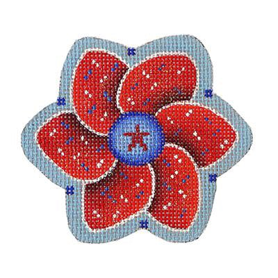 Americana - Red Pinwheel BB 6151