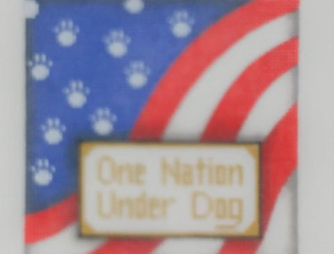 22112 PETS One Nation Under Dog