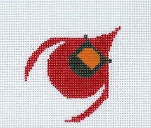 Cardinal Flying Ornament HC-O263