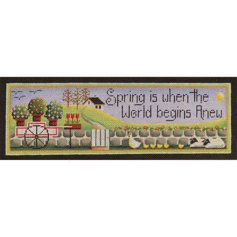 Spring, world begins 438a