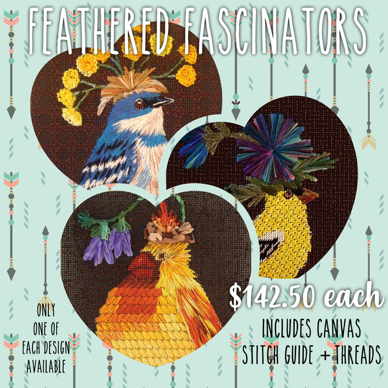 Feathered Fascinator Bundles