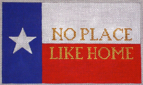 Texas Flag - No Place Like Home T100