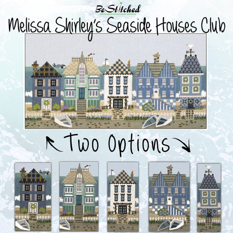 Melissa Shirley's Seaside Houses Club