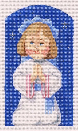Kindergarten Nativity - Mary LL490B
