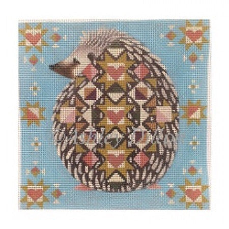 Quiltback Hedgehog