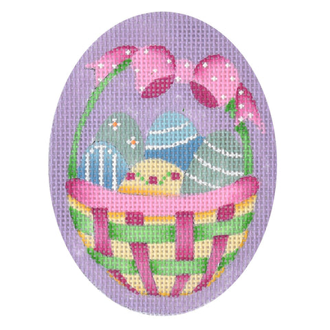 Basket of Eggs BB 6166