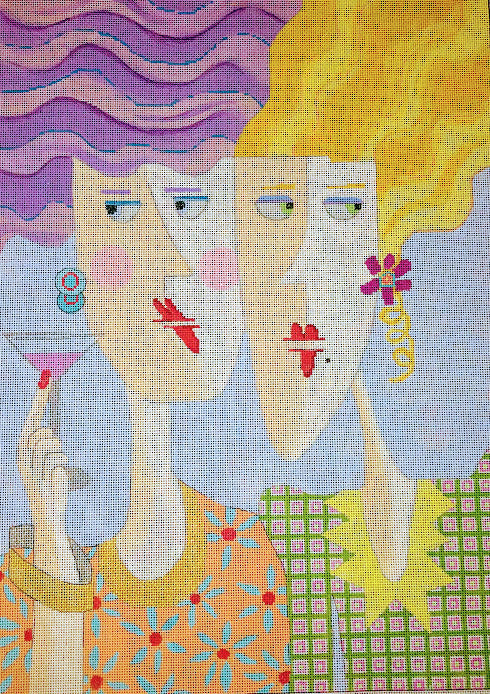 Penny Macleod:PM1061 Cosmo Girls 12 1/2x 17